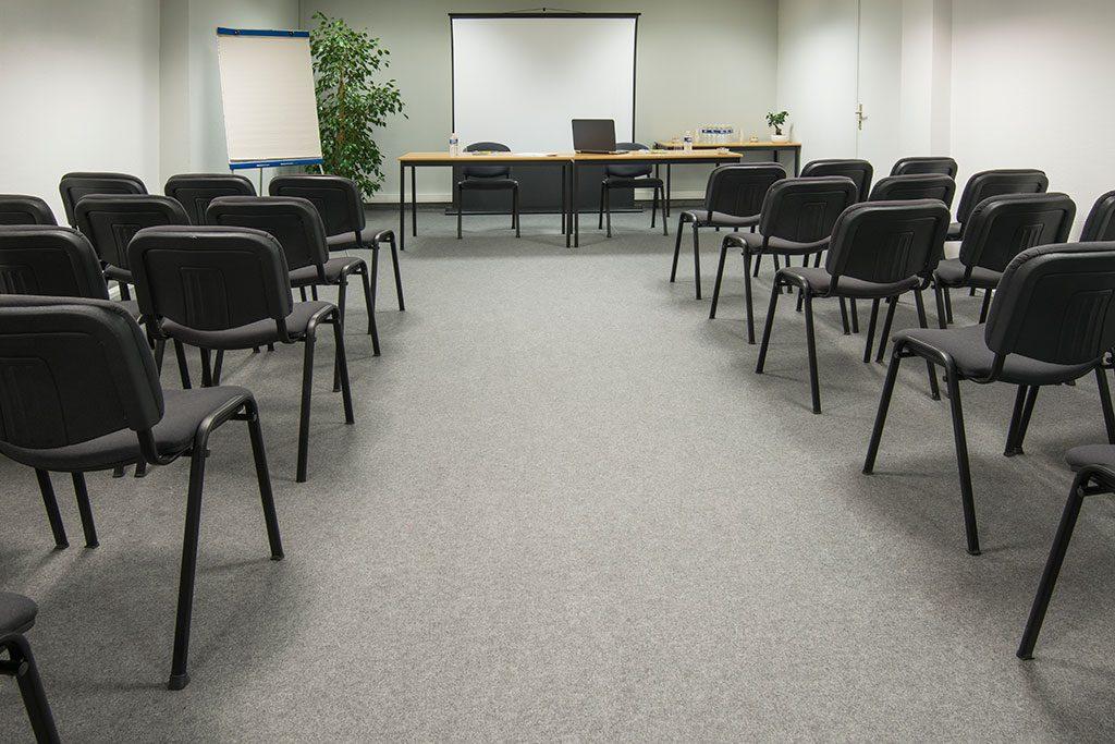 Salle de sous-commission Journet du palais des congrès de Grasse