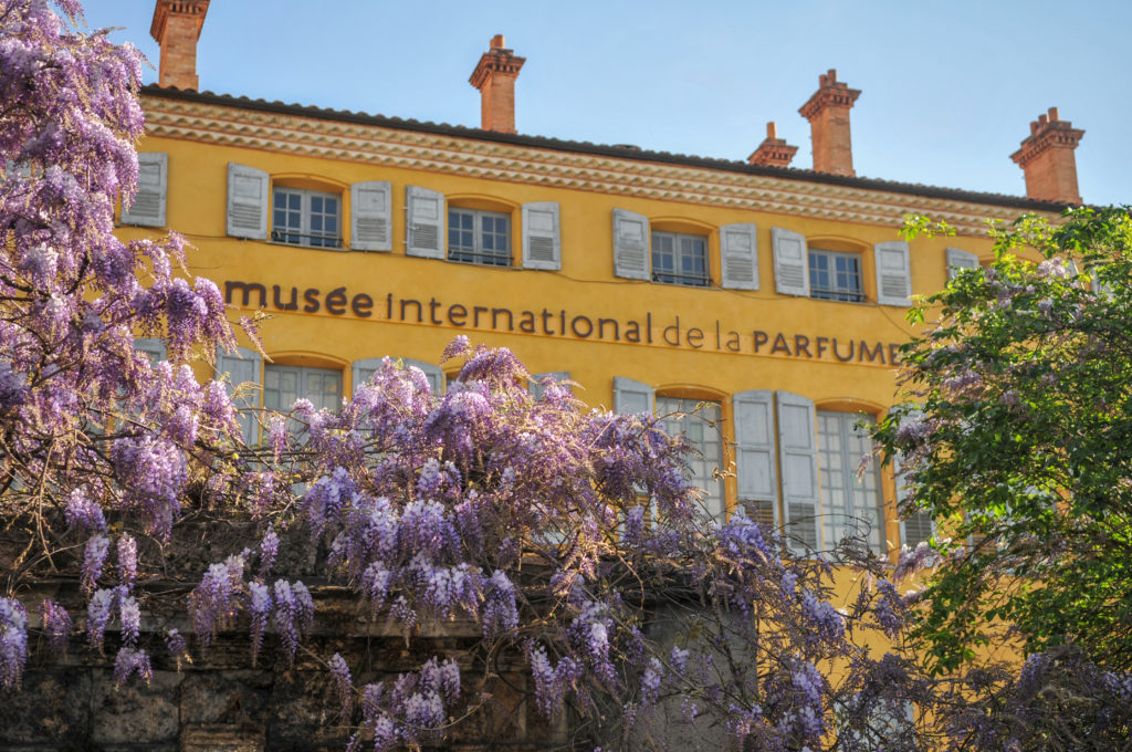 Photo du Musée International de la Parfumerie